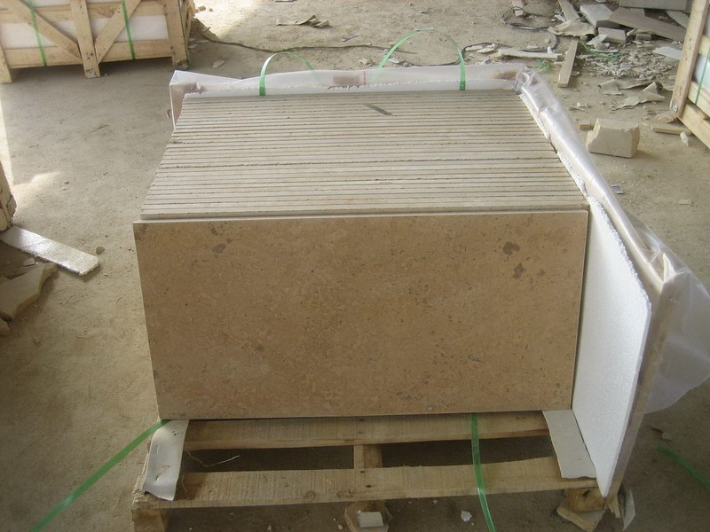 Jura Beige Honed Tiles (8)