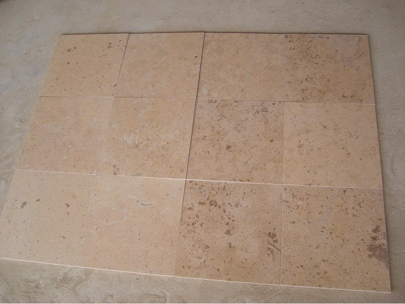 Jura Beige Honed Tiles (11)