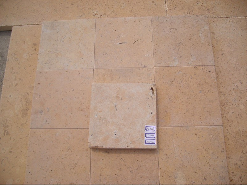 Jura Beige Honed Tiles (15)