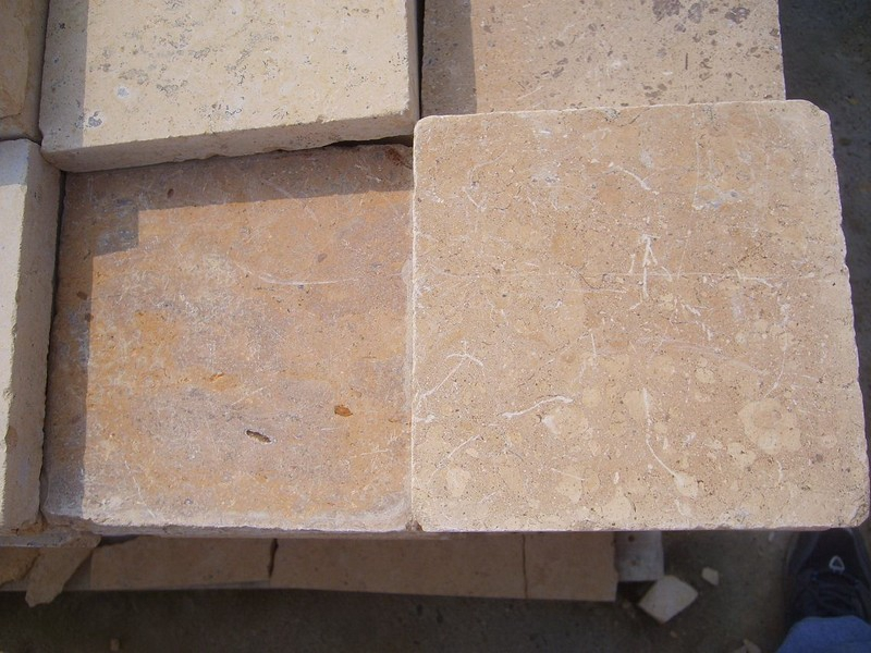 Jura Beige Tumbled Pavers (16)
