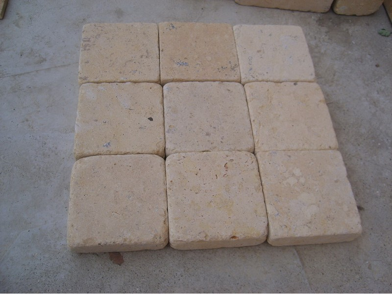 Jura Beige Tumbled Pavers (13)