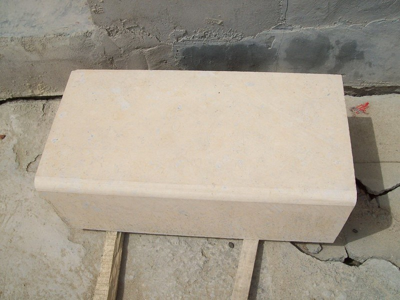 Jura Beige Honed Stairs (3)